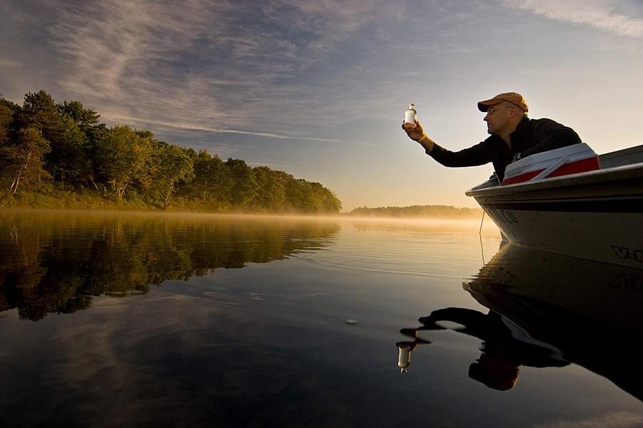 Penobscot River Restoration Project TNC assignment Sept 2009
